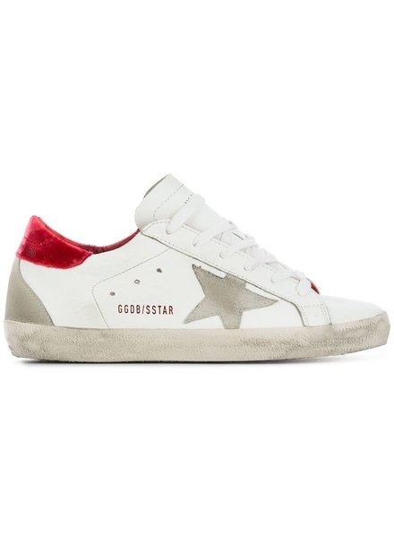 GOLDEN GOOSE GOLDEN GOOSE WOMEN SNEAKERS SUPERSTAR