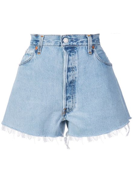 REDONE RE/DONE WOMEN DENIM SHORTS