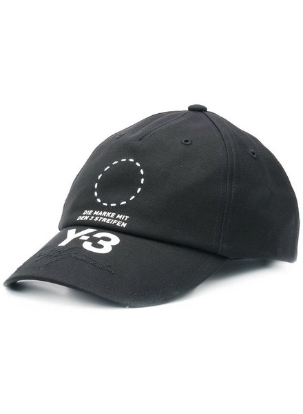 Y-3 Y-3 STREET CAP