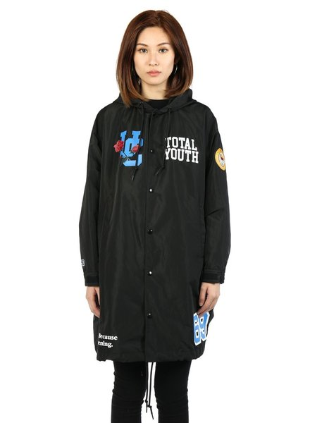 UNDERCOVER UNDERCOVER WOMEN TOTAL YOUTH PARKA