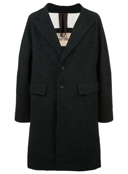ZIGGY CHEN ZIGGY CHEN MEN OVERSIZED COAT