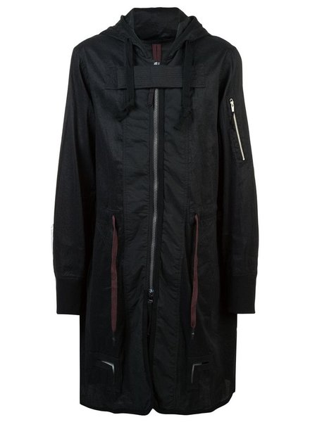 ZIGGY CHEN ZIGGY CHEN MEN HOODED LIGHT PARKA