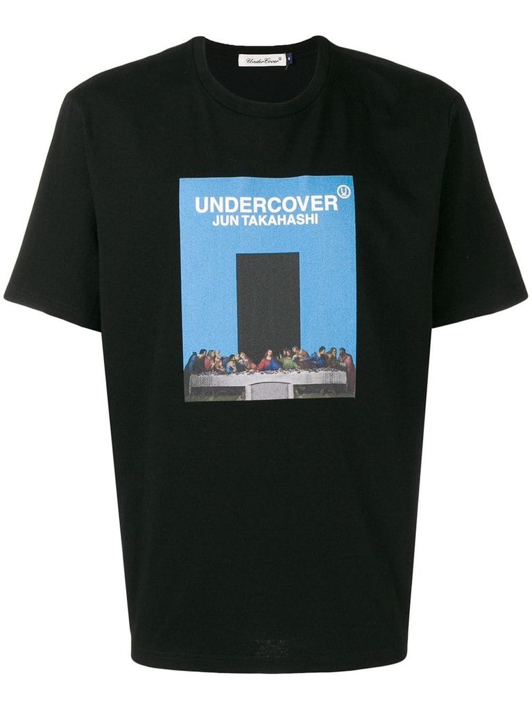 UNDERCOVER UNDERCOVER MEN LAST SUPPER T-SHIRT