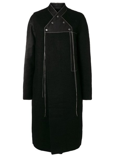 RICK OWENS RICK OWENS MEN WRAP COAT
