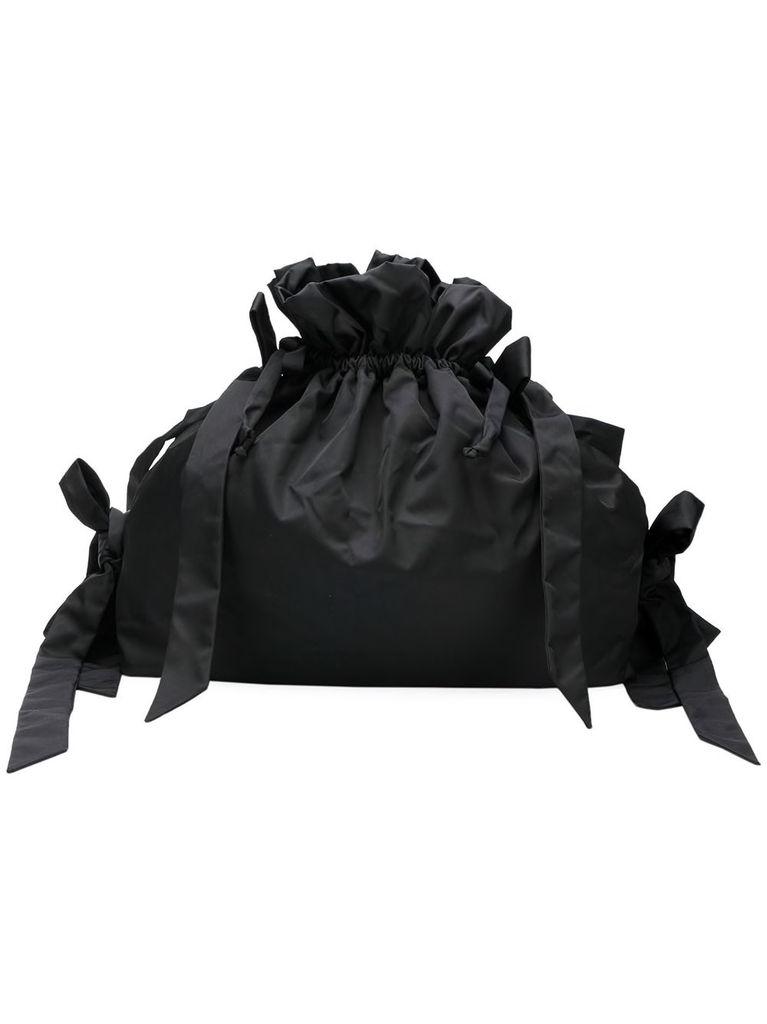 SIMONE ROCHA SIMONE ROCHA WOMEN BOW DRAWSTRING LARGE BAG