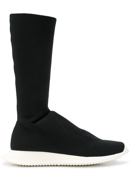 RICK OWENS DRKSHDW DRKSHDW MEN RUNNER STRETCH SOCK SNEAKERS