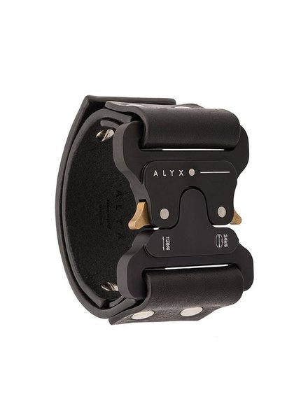 ALYX ALYX MEN CLASSIC ROLLERCOASTER BELT WITH SNAP POUCH