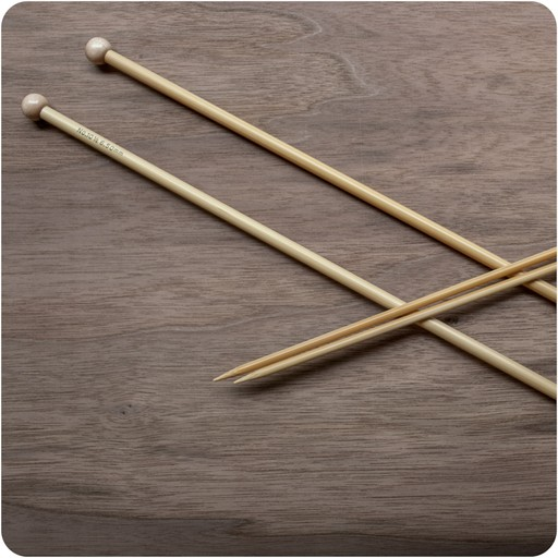 KA Bamboo ka bamboo  |  straight needles