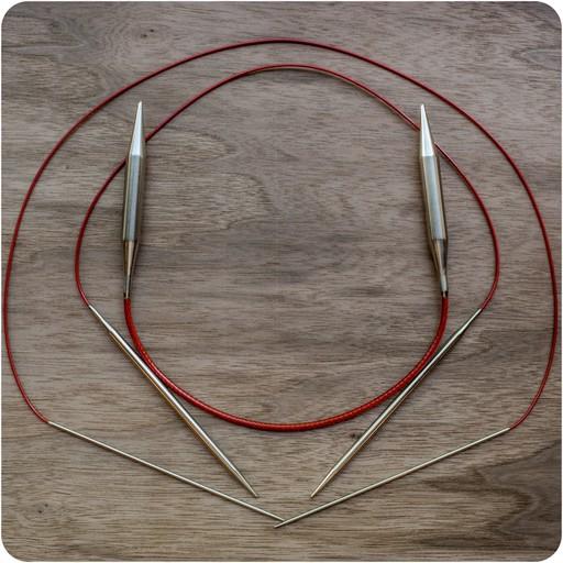 ChiaGoo chiaogoo  |  circular steel lace needles