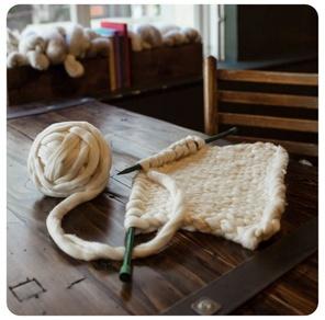 Gather DTLA Intro To Knitting