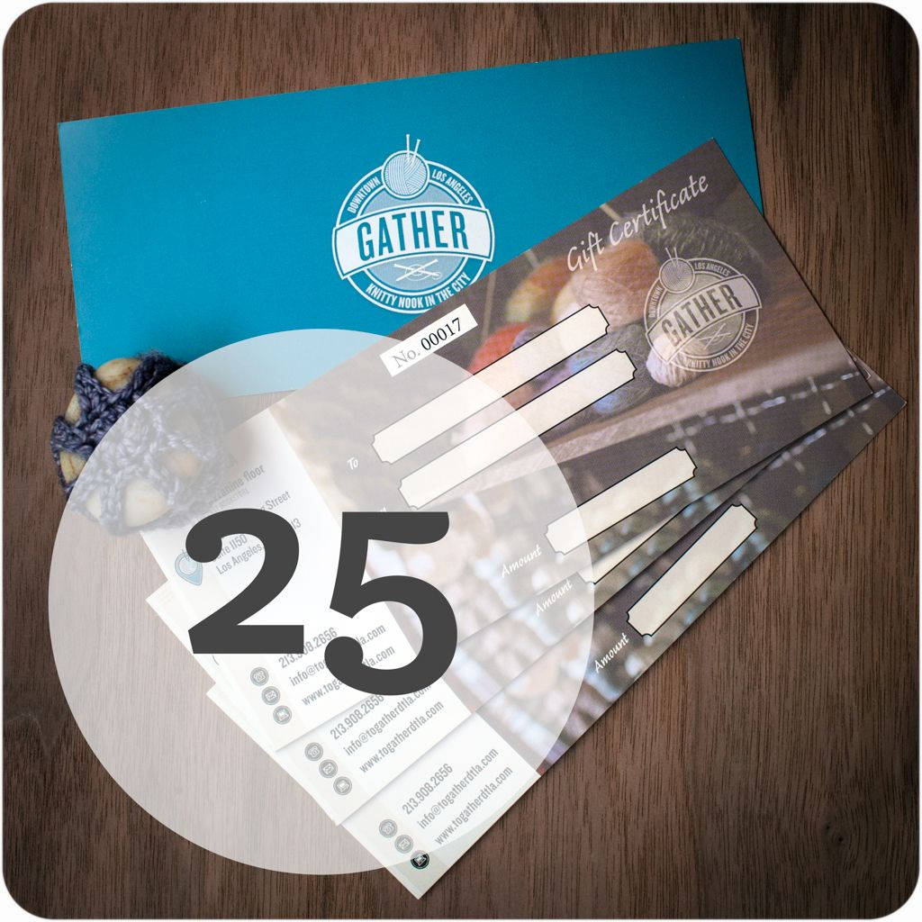 gather gift card