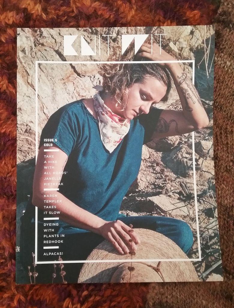 Knit Wit Magazine - Gather DTLA