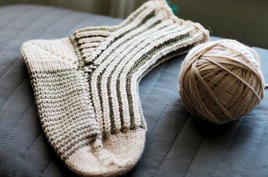 knit socks class