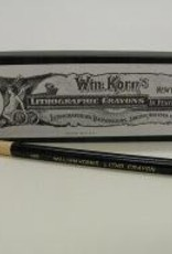 Korn's Pencil No. 1, Paper wrapped