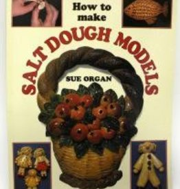 How to Make Salt Dough Models, Sale Book