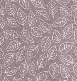 "Japan Japanese Rayon Lace, Leaves, 21"" x 31"""