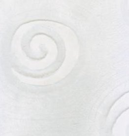 "Thailand Thai Embossed Whirls, 22"" x 30"", Limited Availability"
