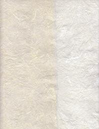 "Thailand Thai Reversible White/Cream, 23"" x 35"""