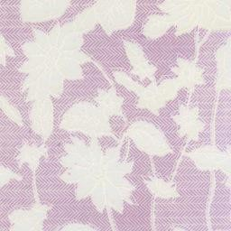 India Floral Rayon Lavender, 22&quot; x 30&quot;<br />