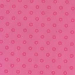 """India Indian Gel Print, Pink Circles, 22"""" x 30"""""""