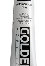 Golden, Heavy Body Acrylic Paint, Anthraquinone, Series 7, Tube, 2fl.oz.
