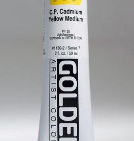 C.P. Cadmium Yellow Medium