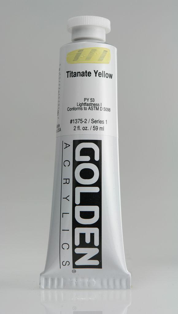 Titanate Yellow