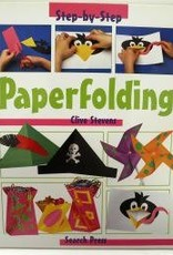 Paperfolding Step-by-Step, 32 Pages, Soft Back Book , Sale Book