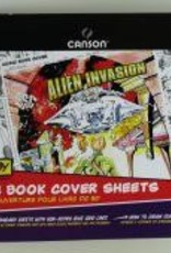 """Domestic Canson, Fanboy, Comic Book Cover Sheets, 150lb/250gm, 11"""" x 17"""", 12 Sheets"""