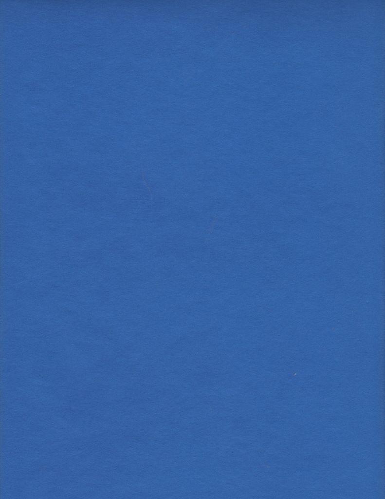"Japan Japanese Rayon Blue, 23"" x 35"""