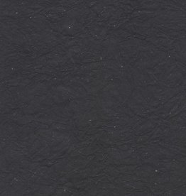 """India Crinkle Black with Crystallized Mica, 22"""" x 30"""""""