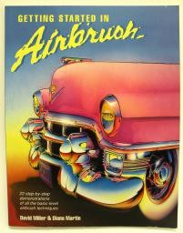 Getting Started in Airbrush, Sale Book