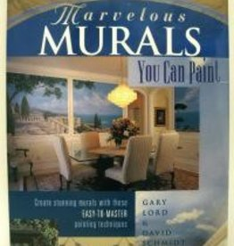Marvelous Murals You Can Paint, Sale Book