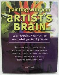Painting with Your Artist's Brain , Sale Book