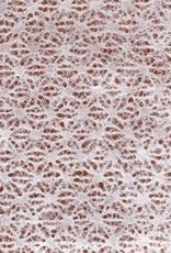 """Japan Lace #61, Large Snowflakes, 26"""" x 39"""" (Limited Availability)"""
