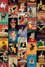 "Italy Cavallini Print, Vintage Posters, 20"" x 28"""