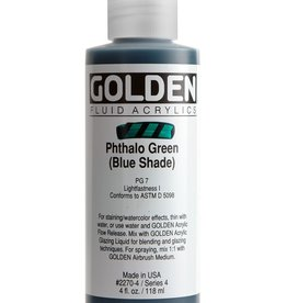 Phthalo Green (Blue Shade)