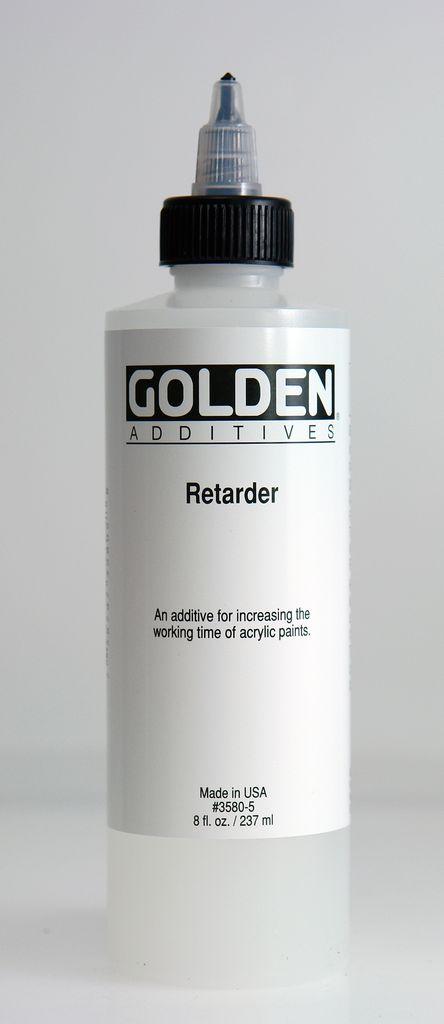 Golden, Retarder Medium, 8 Fl Oz.