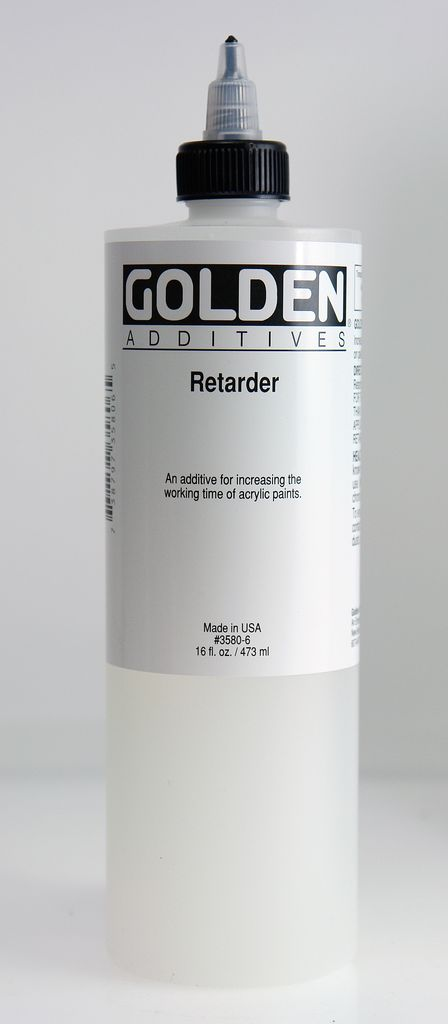 Golden, Retarder Medium, 16 Fl Oz.