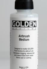 Golden, Airbrush Medium, Acrylic, 4 Fl Oz.