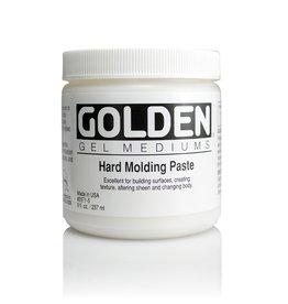Golden, Hard Molding Paste, Medium, 8 oz Jar