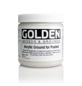 Golden, Acrylic Ground for Pastels, Medium, 8oz Jar