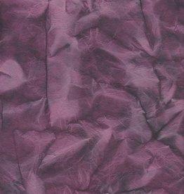 "Nepal Lokta Himalayas, Majestic, Purple w/ Indigo, 19"" x 29"" 60gsm"