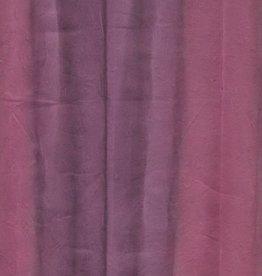 "Nepal Lokta Rangichangi, Raspberry and Purple, 19"" x 29"""