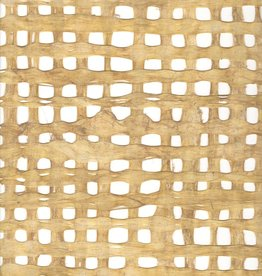 "Mexico Amate Weave Butterscotch, 15"" x 23"""