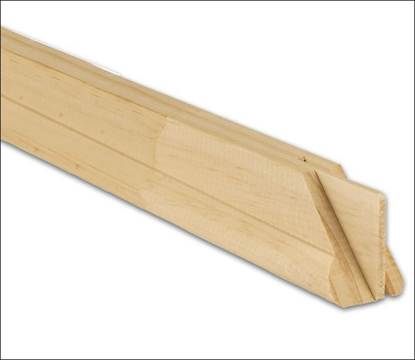 "Stretcher Bars 50"", Jack Richeson Heavy Duty, (Sold in a Pair = 2 Stretcher Bars)"