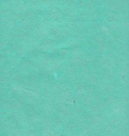 "Nepal Lokta Aqua, 20"" x 30"""