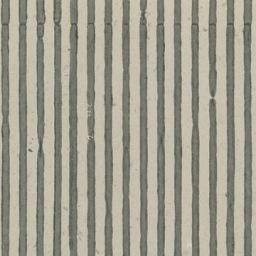 "India Indian Gray Stripes, 22"" x 30"""