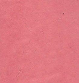 "Nepal Lokta Salmon Pink, 20"" x 30"""
