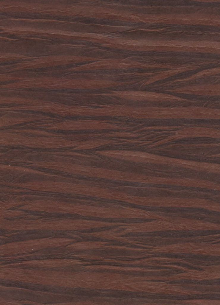 "Nepal Electric Zigzag, Dark Brown, 20"" x 30"""
